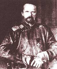 Унгерн фон Штернберг Роман Федорович (1885, г. Грац, Австрия - 1921, Новониколаевск)
